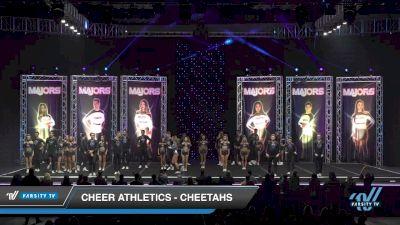 Cheer Athletics - Plano - Cheetahs [2019 Large Coed Day 1] 2019 The MAJORS