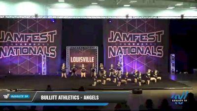 Bullitt Athletics - Angels [2021 L1 Youth - Small Day 2] 2021 JAMfest: Louisville Championship