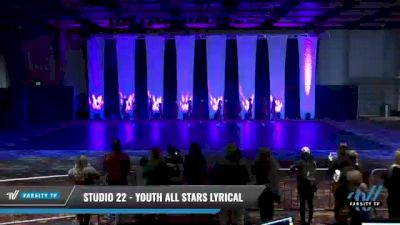 Studio 22 - Youth All Stars Lyrical [2021 Youth - Contemporary/Lyrical Day 1] 2021 GLCC: The Showdown Grand Nationals