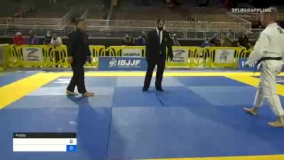 ROBERT GEORGE MARVIN vs JOHN DAVID BARRERA 2020 World Master IBJJF Jiu-Jitsu Championship