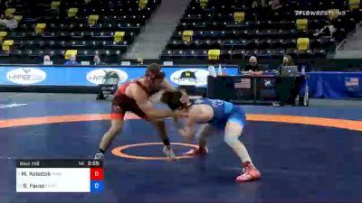 65 kg Prelims - Matthew Kolodzik, New York Athletic Club vs Sean Fausz, TMWC / SoCal RTC