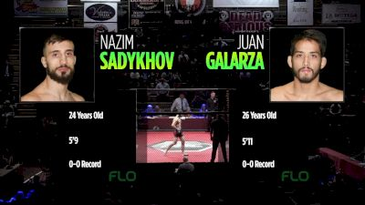 Juan Galarza vs. Nazim Sadykhov - Ring of Combat 66 Replay