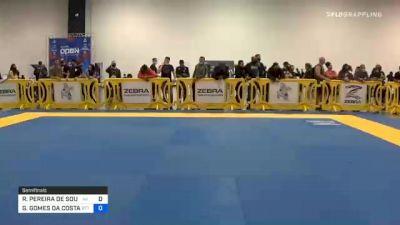 RONALDO PEREIRA DE SOUZA JÚNIOR vs GILVAN GOMES DA COSTA 2020 Atlanta International Open IBJJF Jiu-Jitsu Championship