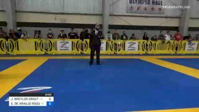 J. BREYLOR GROUT vs EDUARDO DE ARAUJO ROQUE 2020 American National IBJJF Jiu-Jitsu Championship