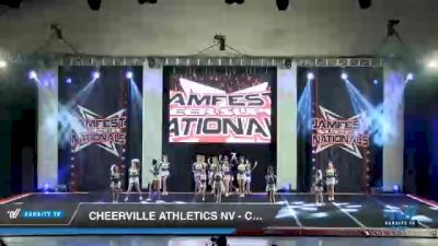 CheerVille Athletics NV - Carnage [2021 L2 - U17 Day 1] 2021 JAMfest Cheer Super Nationals