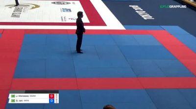 Jackson Meneses vs Bruno Ishi 2018 Abu Dhabi Grand Slam Tokyo