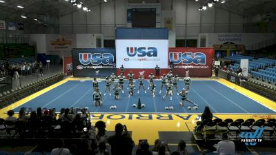 Hoover High School - Hoover High School [2021 Varsity Show Cheer Non Tumbling Novice Day 1] 2021 USA Reach the Beach Spirit Competition