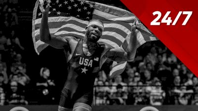 Full Replay: FloWrestling 247 - Apr 26