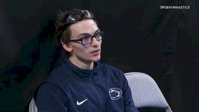 Stephen Nedoroscik - Pommel Horse, Penn State - 2021 US Championships Senior Competition International Broadcast