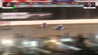 Heat Races | USAC Midgets at 4-Crown Nationals