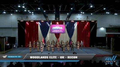 Woodlands Elite - OR - Recon [2021 L6 International Open Coed - NT Day 2] 2021 The American Spectacular DI & DII