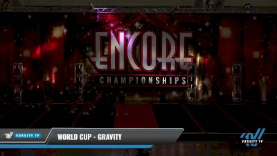 World Cup - Gravity [2021 L1 Youth Day 2] 2021 Encore Championships: Pittsburgh Area DI & DII