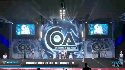 Midwest Cheer Elite-Columbus - Ms. Secret [2021 L3 Senior - Small Day 2] 2021 COA: Midwest National Championship