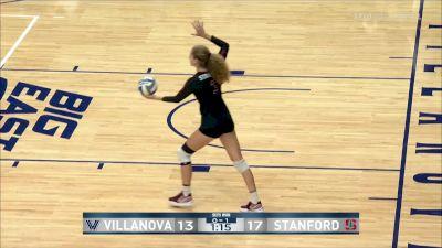 Replay: Stanford vs Villanova | Aug 27 @ 7 PM