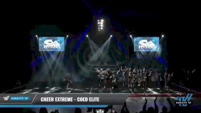Cheer Extreme - Kernersville - Coed Elite [2021 L6 Senior Coed - Small Day 2] 2021 COA: Midwest National Championship