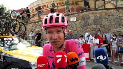Magnus Cort On The Winning Move Again - Vuelta a España