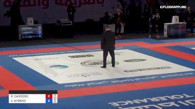 RENATO CARDOSO vs VLADIMIRO AFONSO Abu Dhabi World Professional Jiu-Jitsu Championship