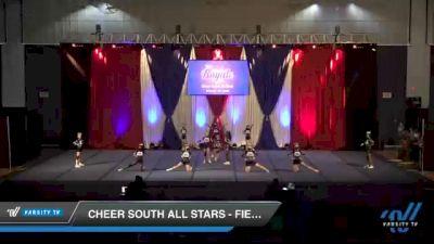 Cheer South All Stars - Fierce Divas [2021 L3 Junior - D2 - Small Day 2] 2021 The American Royale DI & DII