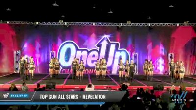 Top Gun All Stars - Revelation [2021 L6 International Open Coed - Small Day 2] 2021 One Up National Championship