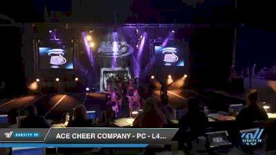 ACE Cheer Company - PC - L4 International Junior [2019 International Junior 4 Day 2] 2019 US Finals Pensacola