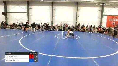63 kg Final - Chance Lamer, Poway Elite vs Joshua Sharron, Doughboy Red