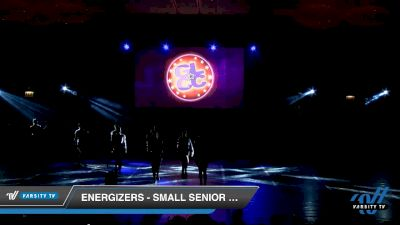 Energizers - Small Senior Jazz [2020 Senior - Jazz - Small Day 1] 2020 GLCC: The Showdown Grand Nationals