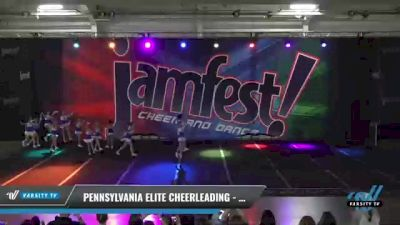 Pennsylvania Elite Cheerleading - Young Justice [2021 L2 Youth Day 2] 2021 JAMfest: Liberty JAM