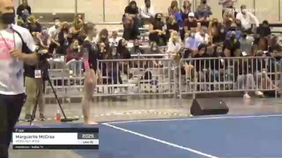 Marguerite McCrea - Floor, WOGA Gym #153 - 2021 USA Gymnastics Development Program National Championships