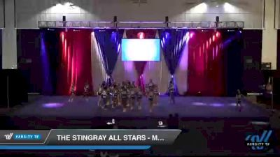 The Stingray All Stars - Moonlight [2021 L4.2 Senior Coed Day 1] 2021 The American Royale DI & DII