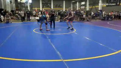 61 kg Consolation - Garrett Kuchan, Colorado vs Timothy Levine, New England Regional Training Center