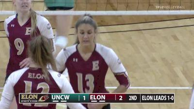 Replay: UNCW vs Elon | Oct 17 @ 3 PM