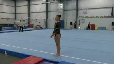 Leanne Wong - Floor, Great American Gymnastics Express - 2021 Women's World Championships Selection Event