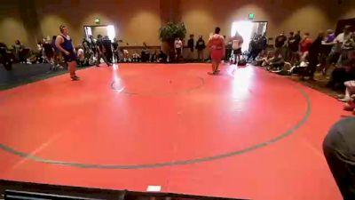 285 lbs Rr Rnd 1 - Ian Scully, Compound York Wrestling Club vs Hunter Matthews, New Jersey