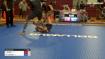 John Battle vs Marvin Castelle 1st ADCC North American Trials