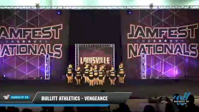 Bullitt Athletics - Vengeance [2021 L3 Senior Day 1] 2021 JAMfest: Louisville Championship