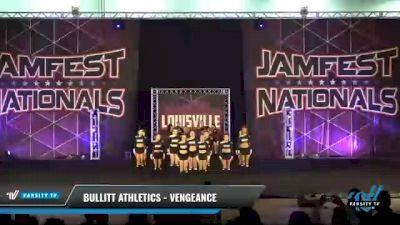 Bullitt Athletics - Vengeance [2021 L3 Senior Day 1] 2021 JAMfest: Louisville Championship