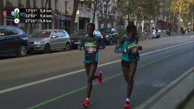 Replay: Paris Marathon | Oct 17 @ 7 AM