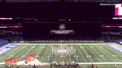"""... Shall Always Be """"The Cadets"""" at 2021 DCI Celebration (High)"""