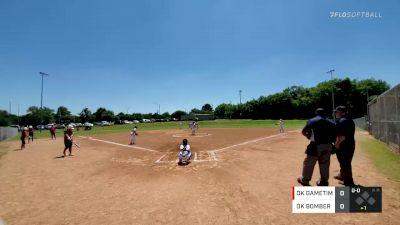 OK BOMBERS RAY vs. OK GAMETIME STARS - 2020 Tulsa Elite Summer Invite