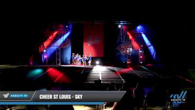 Cheer St Louis - Sky [2021 L1 Junior - Novice 1] 2021 ASCS: Tournament of Champions & All Star Prep Nationals