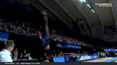 Sierra Alexander - Vault, Florida - 2019 NCAA Gymnastics Regional Championships - Oregon State