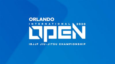 Full Replay - IBJJF Orlando Open - Mat 2 - Dec 17, 2020 at 9:29 AM EST