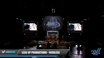 Legg Up Productions - Reckless [2021 L2 Junior - D2 - Small - A Day 2] 2021 The U.S. Finals: Louisville