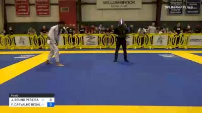 JOSÉ BRUNO PEREIRA MATIAS vs FELIPE CARVALHO BEGALI ROCHA 2020 Houston International Open IBJJF Jiu-Jitsu Championship