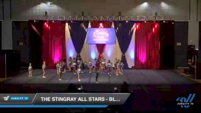The Stingray All Stars - Black [2021 L3 Youth - Medium Day 1] 2021 The American Royale DI & DII