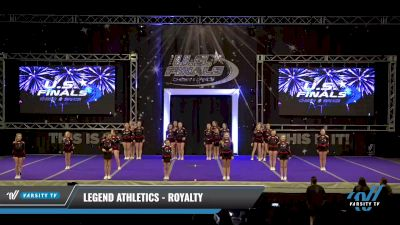 Legend Athletics - Royalty [2021 L2 Junior - Medium Day 2] 2021 The U.S. Finals: Ocean City