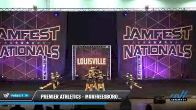 Premier Athletics - Murfreesboro - Paparazzi [2021 L2 Junior - Small Day 2] 2021 JAMfest: Louisville Championship