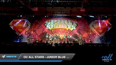 OC All Stars - Junior Blue - Foothill Ranch [2020 L3 Junior - Small Day 2] 2020 Spirit Sports: Duel In The Desert