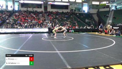 149 lbs Final - Jared Prince, Navy vs Anthony Artalona, Penn