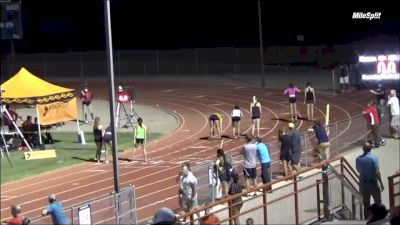 High School Girls' 800m Elite, Finals 1